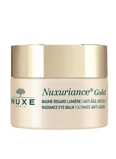 Nuxe Nuxe Nuxuriance Gold Radiance Eye Balm 15ml Renksiz